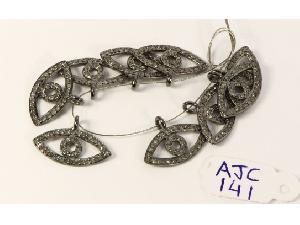 AJC0141 Antique Style Charm
