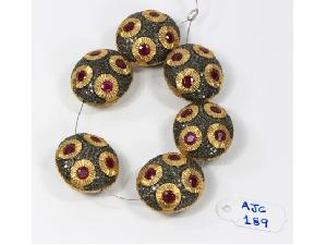 AJC0189 Antique Style Beads