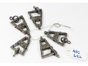 AJC0192 Antique Style Clasp