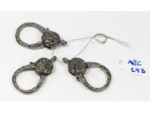 AJC0193 Antique Style Clasp