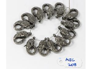 AJC0208 Antique Style Clasp