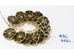 AJC0222 Antique Style Beads