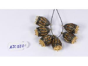 AJC030 Antique Style Beads