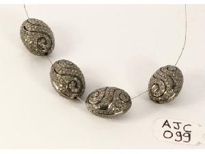 AJC099 Antique Style Beads