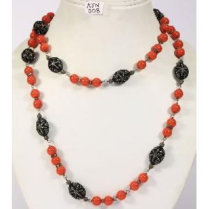 AJN008 Antique Style Necklace