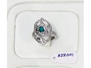 AJR001 Antique Style Ring