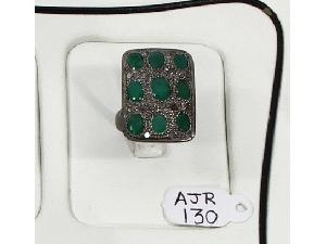 AJR0130 Antique Style Ring