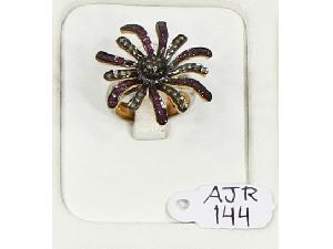 AJR0144 Antique Style Ring