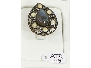 AJR0149 Antique Style Ring