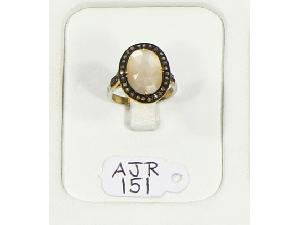 AJR0151 Antique Style Ring