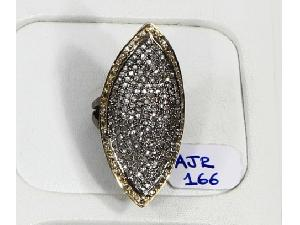 AJR0166 Antique Style Ring