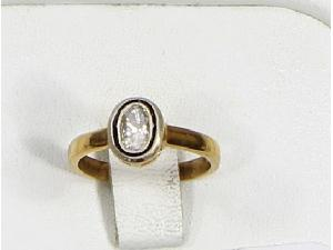 AJR0174 Antique Style Ring