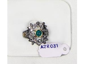 AJR031 Antique Style Ring
