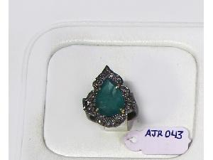 AJR043 Antique Style Ring