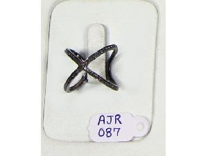 AJR087 Antique Style Ring