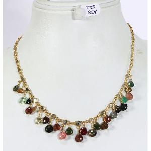 AJS022 Antique Style Necklace