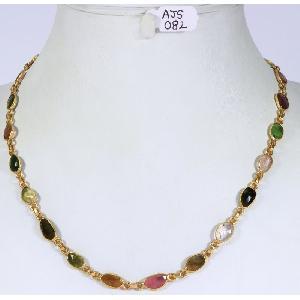 AJS082 Antique Style Necklace
