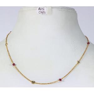 AJS085 Antique Style Necklace