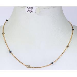 AJS086 Antique Style Necklace
