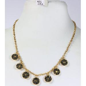 AJS090 Antique Style Necklace