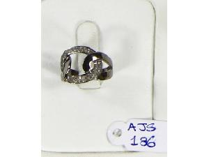 AJS186 Antique Style Ring