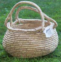 Date Leaf Basket