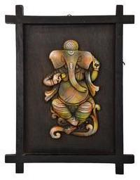 Terracotta Ganesh Frame