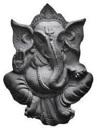Terracotta Ganesh Statues