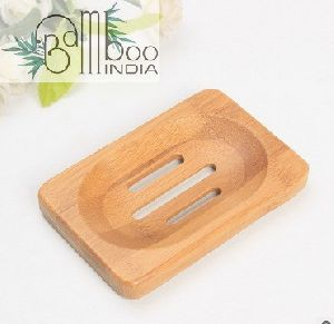 Bamboo Soap Case