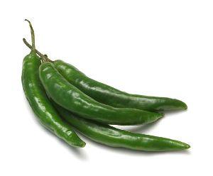Green Chillies Long Seeds