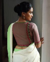 Cotton Saree Blouses