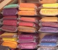 cotton saree fall