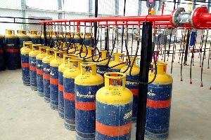 LPG Gas Cylinder Bank Installation Services