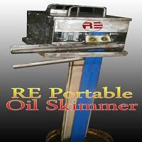 Belt Type Oil Skimmer 02