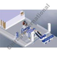 Ash Bricks Manufacturing Machine