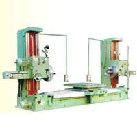 Double Head Horizontal Boring Machine