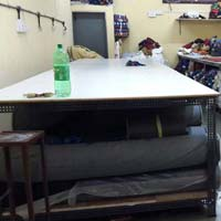 Garment Cutting Table