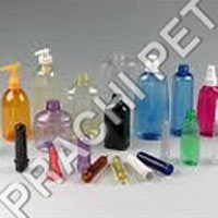 Pet Plastic Cream Bottles