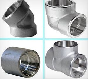 Alloy Steel Socket Weld Elbow