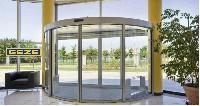 Geze Automatic Semi Circular Sliding Door