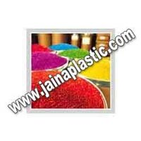 Colored Plastic Raw Material