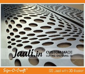 Cnc Metal Cutting Job Work