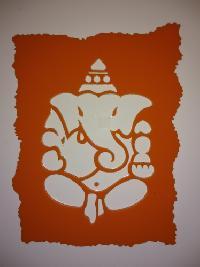 Acrylic Ganesh Frame