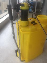 B. BATTERY + HANDLE SPRAYER