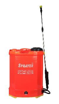 C. Battery-sprayers-hx Orange-