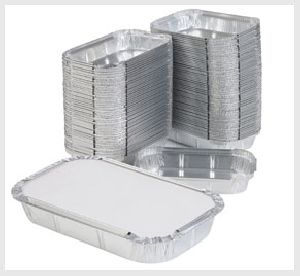 Aluminium Disposable Food Containers