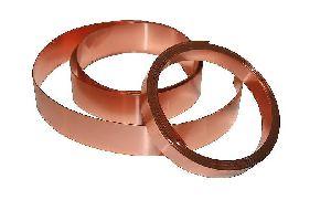 Copper Strip Rolls