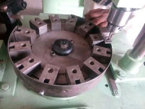 Brass Textile Circular Machine