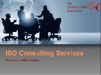 Iso Certificate Consultancy Services