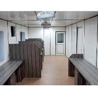 Portable Cabin Interior Designing Service